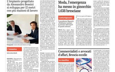 Giornale di Brescia – Economia